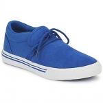 SUPRA Skateboard Schuhe Cuban Kids Royal Blau