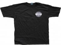 Vox Skateboard T-Shirt Black With Logo