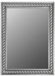 Casa Padrino Barock Spiegel / Wandspiegel Antik Silber 62 x H. 82 cm - Möbel im Barockstil