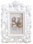 Casa Padrino Barock Bilderrahmen 28 x 20 cm Antik Look - Bilder Rahmen Foto Rahmen Jugendstil Antik Stil Mod AX25