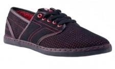 Osiris Skateboard Schuhe EU Black/Red/Black
