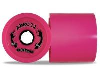 ABEC 11 Reflex Centrax Pink 77A 83mm Longboard Rollen Set (4 Rollen) - Longboard Wheels