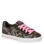 Circa Skateboard Shoes-Vulcan 101- Brown/White/PinkTrail