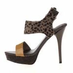 MerMaid High Heels-- Italian design style -- Yellow/Brown/Khaki Damen Schuhe
