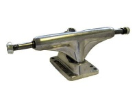Impact Skateboard Achsen Set 5.0 RAW silber (2 Achsen)