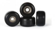 Winkler Wheels Fingerboard Rollen Set Classics Black (4 Rollen)