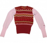 Ragwear Knitweare Sweaters Kara Red Sweater