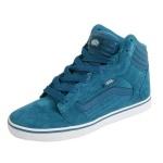 Vans Skateboard Schuhe Amberton Hi Blue - Sneaker Skate Shoes