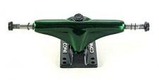 Core Skateboard Achsen Set 5.0 grün metallic/schwarz (2 Achsen)