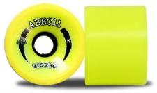 ABEC 11 Reflex ZigZags Lemon 83A 66mm Rollen (4 Stück)