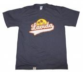 Lavida Skateboard T-Shirt Grey