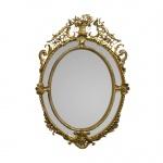 Casa Padrino Luxus Barock Spiegel 85 x H. 115 cm - Edel & Prunkvoll