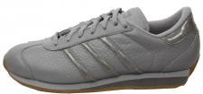 Adidas Herren Sportschuhe Country DRC Lifestyle Alum2 / Flint / Country Sneaker Sneakers Trainers Schuhe Grau