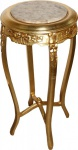 Barock Beistelltisch Gold ModY5 90 x 40 cm