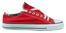 Osiris Skateboard Schuhe 1904 Red / White