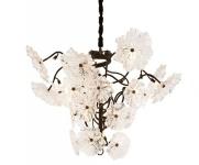 Casa Padrino Luxus Leuchte - Luxus Antik Messing Hängeleuchte Durchmesser 130 x H 90 cm