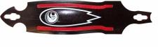 Dregs 102 Slide Red Glitter Drop Trough Deck 38 x 8.5 inch - Cruiser Deck Flex5 (soft)