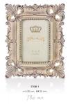Casa Padrino Barock Bilderrahmen 25 x 20 cm Antik Look - Bilder Rahmen Foto Rahmen Jugendstil Antik Stil Mod AX21