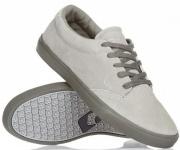 Globe Skateboard Schuhe Lighthouse Mid Grey - Skate Shoes Sneaker