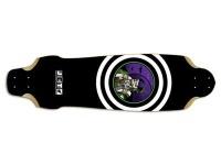 Jet Skateboard Longboard Machine Jet Pilot Longboard Deck 10.15 x 37.3