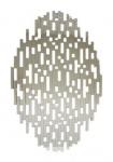 Casa Padrino Designer Spiegel / Wandspiegel 80 x H. 120 cm - Luxus Qualität