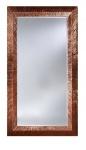 Casa Padrino Luxus Spiegel in kupferfarben mit dunkelgrauer Patina 105 x H. 192 cm - Designermöbel