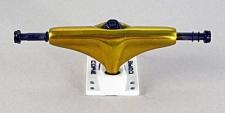 Core Skateboard Achsen Set 5.0 gold/weiß (2 Achsen)
