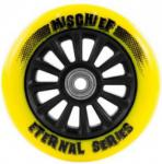 Slamm Profi Scooter Rolle NY Core yellow 110mm / 88A (1 Rolle) inkl Koston Abec 9 Kugellager
