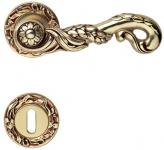 Casa Padrino Barock Türklinken Set Französisches Gold 14 x H. 5, 3 cm - Deko Accessoires im Barockstil