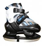 Hudora Xpulse Schlittschuhe Ice Skates Blue/Black Profi Schlittschuhe Kids Ice Skates