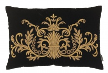 Casa Padrino Luxus Designer Deko Kissen 60 x H. 40 cm - Hotel Accessoires