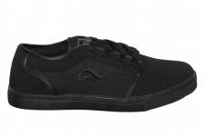 Adio Skateboard Kids Schuhe Indy C Black Mono/Charcoal Sneakers Shoes