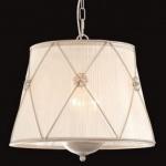 Casa Padrino Barock Decken Kronleuchter Weiß Gold 40 x H 37 cm Antik Stil - Möbel Lüster Leuchter Deckenleuchte Hängelampe