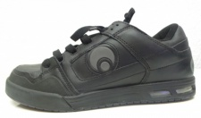 Osiris Skateboard Schuhe Assist Black/Black