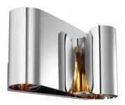 Casa Padrino Luxus Wandleuchte 38 x 11 x H. 21 cm - Designer Wandlampe