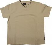 2ndsky Skateboard T-Shirt Cream