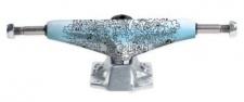 Grind King Skateboard Achsen Set 5.0 MID Artist Series Ledoux türkis (2 Achsen)