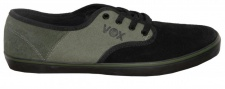 Vox Skateboard Schuhe Parlor Black/ Green/ Black