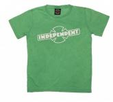 Independent Truck Company Skateboard Kid´s T-Shirt Blotter Green