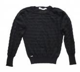 Fenchurch Skateboard Girlie Sweater Black