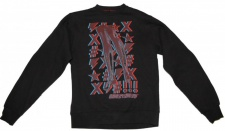 Independent Skatewear Pullover Crew Black Sweater
