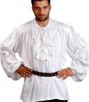 John Reckham Piraten Shirt - White