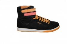 Circa Skateboard Damen Schuhe Havw Black/Orange sneakers high