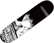 Koston Skateboard Deck Insistence 8.0 x 31.125 inch
