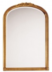 Casa Padrino Barockstil Wandspiegel Gold 63 x H. 94 cm - Barock Spiegel