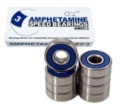Amphetamine ABEC-3 Skateboard Kugellager Bearings - High Quality