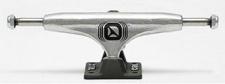 Crail Skateboard Achsen Set 133 LOW silber/schwarz