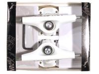 Krown Skateboard Achsen Set 5.0 MoneyRoll weiß (2 Achsen)