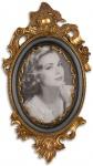 Casa Padrino Barock Bilderrahmen Antik Gold 15, 9 x H. 28, 7 cm - Barock Deko Accessoires