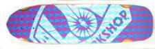 Alien Workshop Oldschool Skateboard Mini Cruiser Deck Minnow 26.5 x 7.5 inch